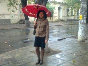Singurătate în doi; în Chişinău.