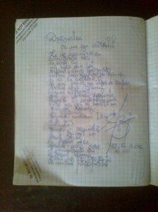 Dragostea ca un om invizibil; poeziile mele; poem; personale; fotografiile mele; Bucureşti; 15.12.2012; 12:00; publicat de Bot Eugen. 15:56