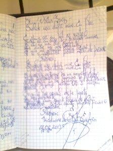 Kino/Viktor Tsoy - Închide ușa după mine. Eu plec ... Kino; Viktor Tsoy; Jury Kasparyan; muzică rock; rock rusesc; postpunk; Sankt-Petersburg; 1988; Grup de sânge; Traducerile mele; fotografiile mele; 22.06.2013; 14-16; București; traducere de Bot Eugen; 17:14