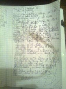 Sinistrata sinistră; Ora de pedalare 3; Antananarivo 083; poeziile mele; poem; fotografiile mele; Bucureşti; 28.06.2013; 02-04:30; 05:06