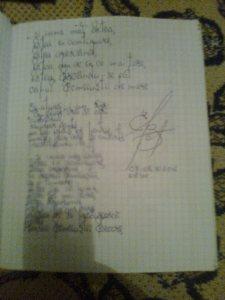 ... și inima mea bătea, bătea în continuare...; poeziile mele; personale; fotografiile mele; octombrie-noiembrie 2012; poem revăzut, reconsiderat și republicat; București; 25.11.2013; publicat de Bot Eugen. 22:53