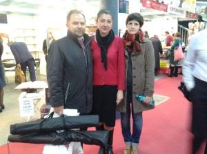 Câteva poze de la ultimul târg de carte; Gaudeamus 2013; București; 23.11.2013; fotografiile mele; diverse; publicat de Bot Eugen; 25.02.2014; 20:24.