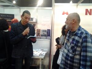 Câteva poze de la ultimul târg de carte; Gaudeamus 2013; București; 23.11.2013; fotografiile mele; diverse; publicat de Bot Eugen; 25.02.2014; 20:26.