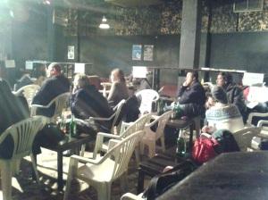 La Club A în data de 07.12.2013; CDPL; un cristian; fotografiile mele; diverse; 07.12.2013; București; publicat de Bot Eugen; 25.02,2014; 20:55
