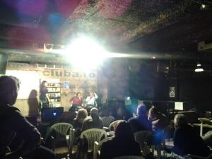 La Club A în data de 07.12.2013; CDPL; un cristian; fotografiile mele; diverse; 07.12.2013; București; publicat de Bot Eugen; 25.02,2014; 20:57