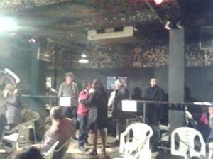 La Club A în data de 07.12.2013; CDPL; un cristian; fotografiile mele; diverse; 07.12.2013; București; publicat de Bot Eugen; 25.02,2014; 20:58