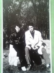 Copilul blond din mine, văzut în alb și negru (II). fotografiile mele, fotografii din altă epocă, Chișinău, Piața Ștefan Cel Mare, 1991, publicat de Bot Eugen. 23.03.2014, 17:06