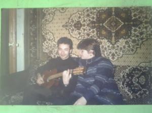 Copilul blond din mine, văzut în alb și negru (II). fotografiile mele, fotografii din altă epocă, Chișinău, Botanica, 2003, publicat de Bot Eugen. 23.03.2014, 17:02.