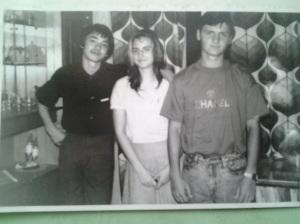 Copilul blond din mine, văzut în alb și negru (II). fotografiile mele, fotografii din altă epocă, Chișinău, Buiucani, 1990, publicat de Bot Eugen. 23.03.2014, 17:08