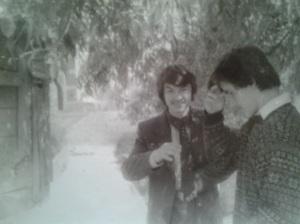 Copilul blond din mine, văzut în alb și negru (II). fotografiile mele, fotografii din altă epocă, Chișinău, Buiucani, 1990, publicat de Bot Eugen. 23.03.2014, 17:11