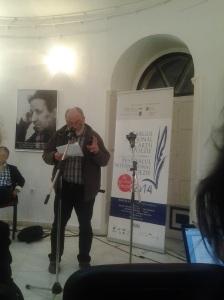 Maratonul de poezie și jazz; 17.05.2014; București; cafeneaua La Muzeu; MNLR; TNCP; fotografiile mele; diverse; poezie românească; publicat de Bot Eugen. 18.05.2014; 13:17