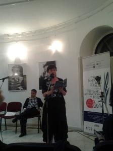 Maratonul de poezie și jazz; 17.05.2014; București; cafeneaua La Muzeu; MNLR; TNCP; fotografiile mele; diverse; poezie românească; publicat de Bot Eugen. 18.05.2014; 13:18