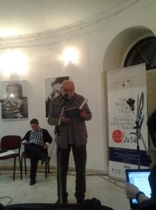Maratonul de poezie și jazz; 17.05.2014; București; cafeneaua La Muzeu; MNLR; TNCP; fotografiile mele; diverse; poezie românească; publicat de Bot Eugen. 18.05.2014; 13:19