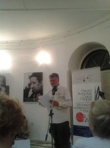 Maratonul de poezie și jazz; 17.05.2014; București; cafeneaua La Muzeu; MNLR; TNCP; fotografiile mele; diverse; poezie românească; publicat de Bot Eugen. 18.05.2014; 13:22