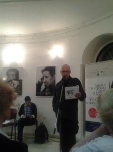 Maratonul de poezie și jazz; 17.05.2014; București; cafeneaua La Muzeu; MNLR; TNCP; fotografiile mele; diverse; poezie românească; publicat de Bot Eugen. 18.05.2014; 13:23