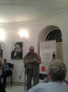 Maratonul de poezie și jazz; 17.05.2014; București; cafeneaua La Muzeu; MNLR; TNCP; fotografiile mele; diverse; poezie românească; publicat de Bot Eugen. 18.05.2014; 13:26