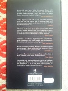 Adrian Popescu - Costumul negru; volum de poezie; Editura Cartea Românească; București; 2013; poezie românească; biblioteca proprie; fotografiile mele; publicat de Bot Eugen. 18.05.2014; 16:12