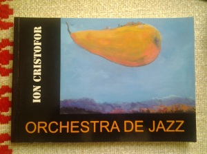 Ion Cristofor - Orchestra de jazz; volum de poezie; Editura Napoca Star; Cluj-Napoca; 2012; biblioteca proprie; poezie românească; fotografiile mele; publicat de Bot Eugen. 18.05.2014; 16:21