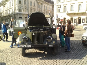 Mașini de epocă; Cluj-Napoca; 20.03.2013; fotografiile mele; diverse; publicat de Bot Eugen. București; 26.06.2014; 17:57.