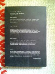 A. Urmanov - Literatură de consum; antologie de poezie; Editura Vinea; București; 2005; poezie românească; bibliotecă personală; fotografiile mele; publicat de Bot Eugen. 09.06.2014; 06:51