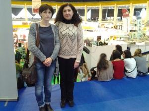 Gaudeamus 2014; târgul de carte; București; 21-22.11.2014; Lucia Țurcanu; Elena Bot; diverse; fotografiile mele; publicat de Bot Eugen. 23.11.2014; 15:56.