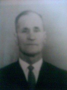 Tătuca în 1979; poză de pașaport; Coșuleni; Cernăuți; fotografiile mele; personale; diverse; publicat de Bot Eugen. 09.05.2015; 23:17.