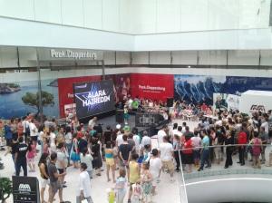 Mega Mall  în Pantelimon ; fotografiile mele; diverse; 14.06.2015; 15:30-19:00; șoseaua Pantelimon 302; sectorul 2; București. publicat de Bot Eugen. 21:14