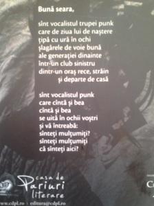 Mihail Vakulovski - Riduri; Editura Casa De Pariuri Literare (CDPL); București 2013; seria Poezie; colecția Falanga Basarabeană; colecție coordonată de Dumitru Crudu; prefață de Dumitru Crudu; recomandare Observator Cultural; editor: Un Cristian; producție: Victor Jalbă-Șoimaru; tipărit la Mega Print Cluj-Napoca; Biblioteca proprie; Poezie Românească; Fotografiile mele; publicat de Bot Eugen. șoseaua Pantelimon 302; sectorul 2; București. 23.06.2015; 20:41