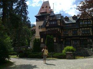 Muzeul Peleș și castelul Pelișor; Sinaia; 03.07.2015; 12-17; Diverse; Fotografiile mele; publicat de Bot Eugen. strada Lunii, Brașov; 04.07.2015; 02:20